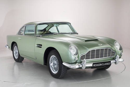 for sale aston martin db5 saloon to vantage specification 1964 classic cars hq. Black Bedroom Furniture Sets. Home Design Ideas