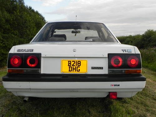 for sale 1984 r30 nissan skyline saloon classic cars hq