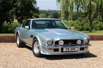For Sale 1986 Aston Martin V8 Vantage X Pack Classic Cars Hq
