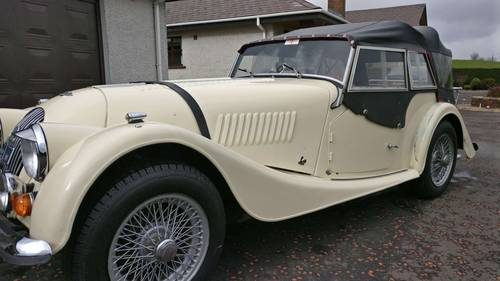 For Sale 1976 Morgan 4 4 Low Mileage Price Drop Classic Cars Hq