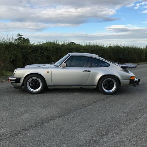 For Sale Porsche 911 3 2 Carrera Sport Coupe 1984