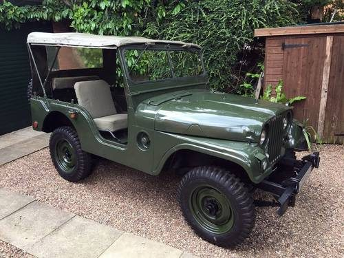 for sale jeep willys 1955 classic cars hq. Black Bedroom Furniture Sets. Home Design Ideas
