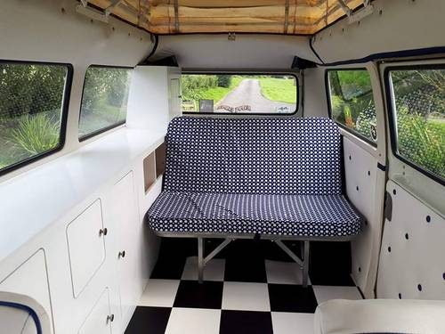 For Sale 1971 Vw Camper With Pop Top Roof Classic Cars Hq