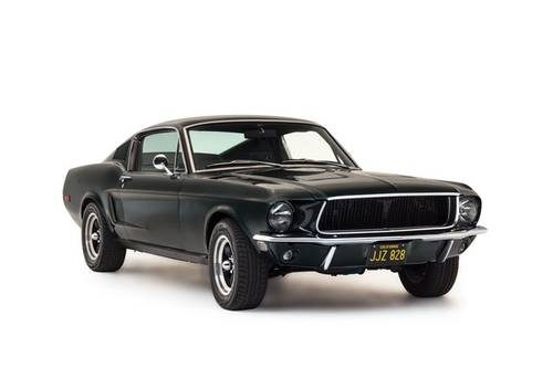 For Sale – 1968 FORD MUSTANG FASTBACK – MCQUEEN 'BULLITT