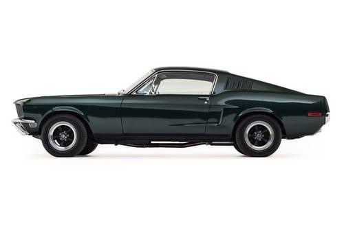 for sale 1968 ford mustang fastback mcqueen bullitt classic cars hq. Black Bedroom Furniture Sets. Home Design Ideas
