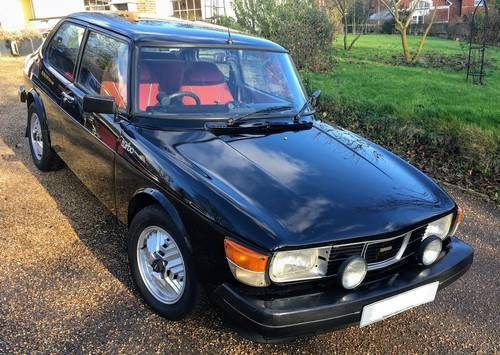 for sale saab 99 turbo exceptional classic 1980. Black Bedroom Furniture Sets. Home Design Ideas