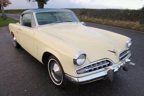 detailed images good service well known For Sale – 1954 Studebaker Champion Regal Starliner Coupe ...