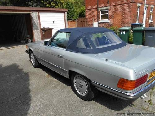 For sale 1979 mercedes benz 350sl 12 500 ovno classic for Mercedes benz 350sl for sale