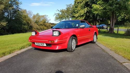 For Sale My Toyota MR Mk Twin Cam K Miles - Sports cars 80k