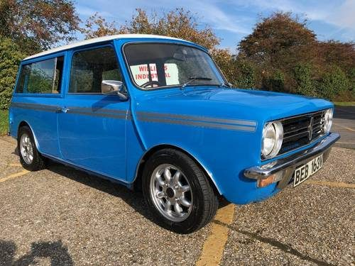 For Sale 1979 Austin Mini Clubman Estate 1275cc Classic Cars Hq