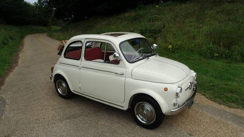 for sale – 1964 fiat 500 transformable | classic cars hq.