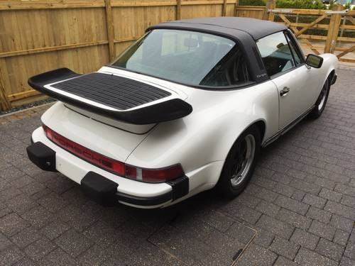 For Sale Porsche 911sc Grand Prix White 1983 Classic