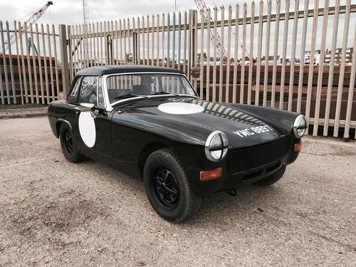 for sale mg midget 1500 1979 classic cars hq. Black Bedroom Furniture Sets. Home Design Ideas