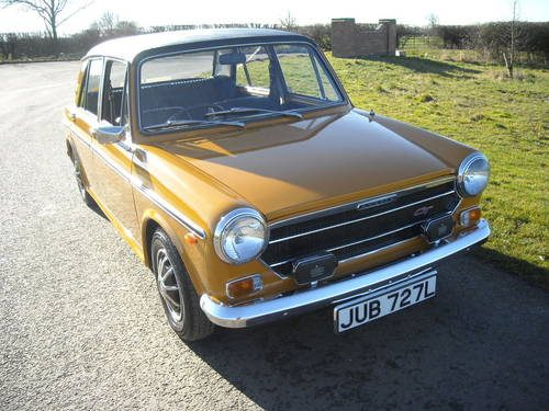 for sale austin 1300 gt in stunning condition through. Black Bedroom Furniture Sets. Home Design Ideas