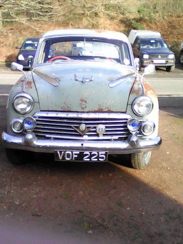 for sale 1957 vauxhall velox pa engine classic cars hq. Black Bedroom Furniture Sets. Home Design Ideas