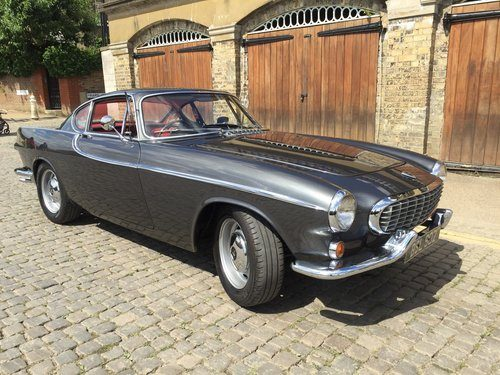 for sale 1963 volvo p1800 s coupe classic cars hq. Black Bedroom Furniture Sets. Home Design Ideas