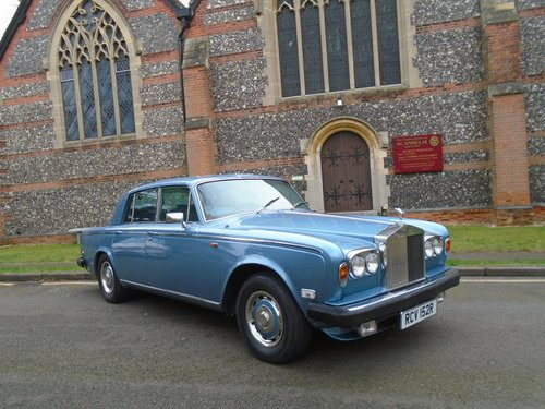 for sale – rolls royce silver shadow 2 1977 stunning example