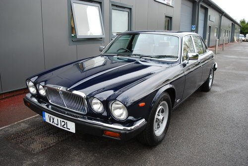 Jaguar series 3 for sale