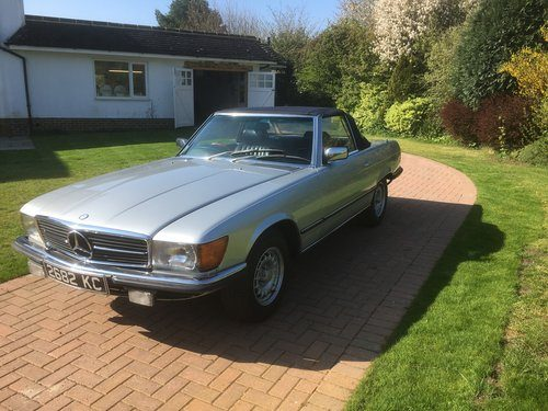 for sale mercedes 1979 350sl rhd rare manual classic cars hq. Black Bedroom Furniture Sets. Home Design Ideas