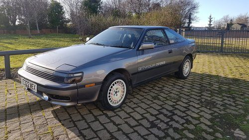 For Sale – TOYOTA CELICA GT 4 ST 165 – 1988 JAPANESE IMPORT