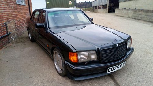 For sale 1985 mercedes benz 500 sel one rock star owner for Rock star photos for sale