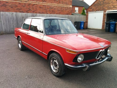 for sale bmw 2002 tii lux manual 1975 matching numbers classic cars hq. Black Bedroom Furniture Sets. Home Design Ideas