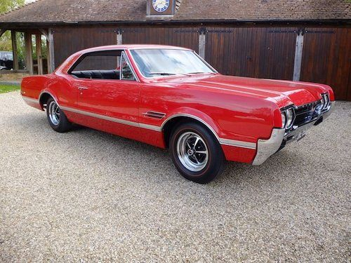 For Sale – 1966 Oldsmobile 442 W30 Cutlass Coupe | Classic
