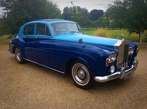 For Sale 1963 Rolls Royce Silver Cloud Iii Beautiful