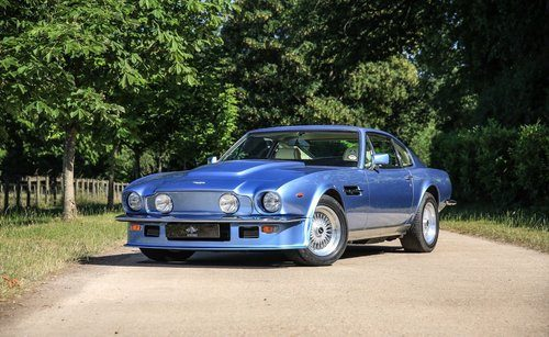 For Sale 1985 Aston Martin V8 Vantage Coupe Manual Coupe Classic