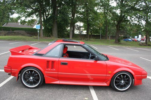Toyota Mr2 1987 >> For Sale 1989 1987 Toyota Mr2 Mk1 2 Previous Owner 67k