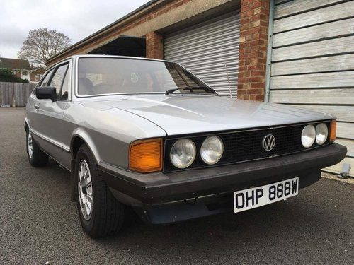 For Sale 1980 VW Scirocco GLi 3 Owners 83k