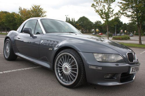For Sale 1989 2000 Bmw Z3 3 0 Optional Hardtop Leather