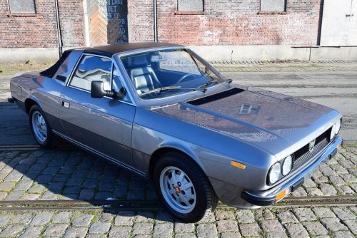 for sale – 1980 lancia beta spyder zagato 1981 lhd | classic cars hq.